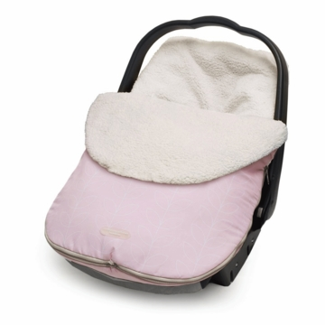 JJ Cole Weather Resistant Original Infant - Pink Leaf