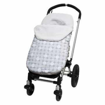 JJ Cole Weather Resistant Original Toddler - Gray Circle