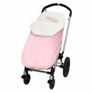 JJ Cole Weather Resistant Original Toddler - Pink Leaf