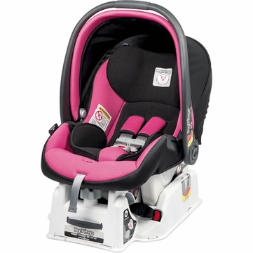 Peg Perego Primo Viaggio SIP 30/30 Infant Car Seat in Fuschia