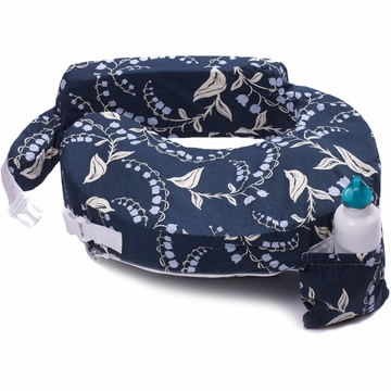My Brest Friend Wearable Nursing Pillow in Bluebells