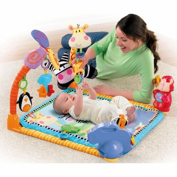Fisher-Price Discover 'n Grow Open Play Musican Gym