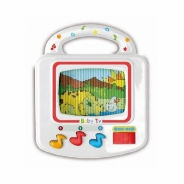 The Original Toy Company 1st Sound Baby TV