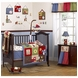 CoCaLo A to Z Boy Eight Piece Crib Set