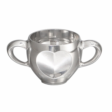 Baby Nambe Love Cup