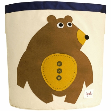 3 Sprouts Storage Bin in Bear