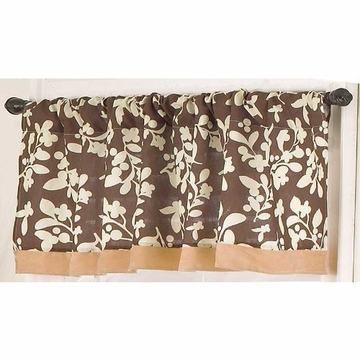 CoCaLo Pewter Window Valance
