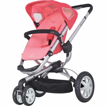 Quinny Buzz Stroller - Pink Blush