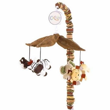 CoCaLo Nali Jungle Musical Mobile