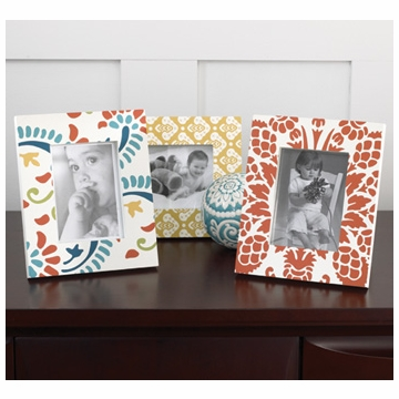 CoCaLo Surie 3-Piece Picture Frame Set