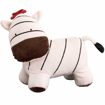 CoCaLo Nali Jungle Plush Zebra