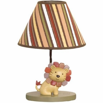 CoCaLo Nali Jungle Lamp Base & Shade