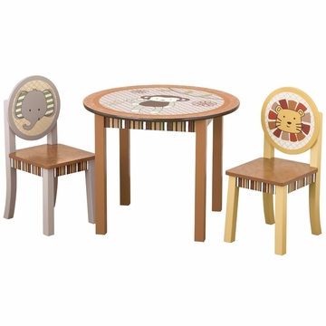 CoCaLo Nali Jungle Table & Two Chairs
