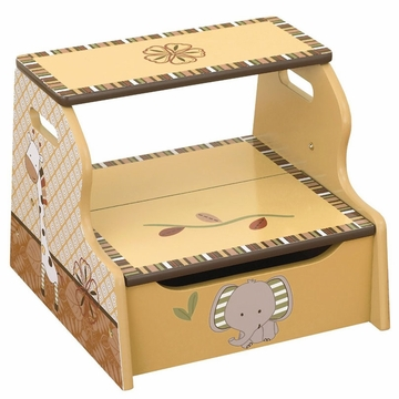 CoCaLo Nali Jungle Step Stool