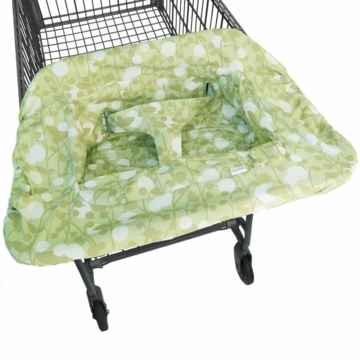 JJ Cole Shopping Cart Cover - Spring Cotton