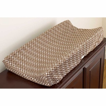 CoCaLo Iris Changing Pad Cover