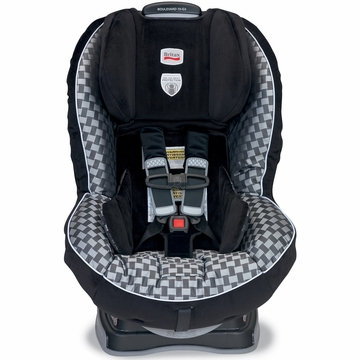 Britax Boulevard 70-G3 Convertible Car Seat in Sterling (Albee Baby Exclusive)