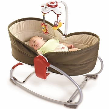 Tiny Love 3 in 1 Rocker Napper - Brown