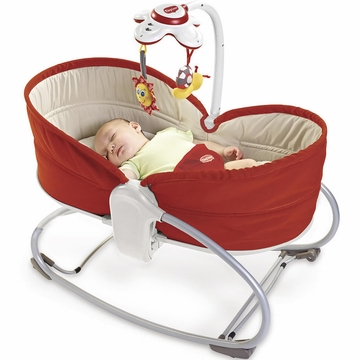 Tiny Love 3 in 1 Rocker Napper - Red