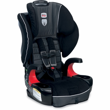 Britax Frontier 90 Booster Car Seat - Onyx