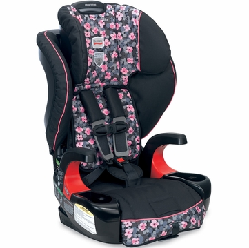 Britax Frontier 90 Booster Car Seat - Cactus Flower