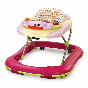 Chicco Dance Baby Walker - Flower Power
