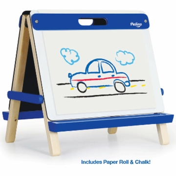 P'kolino Tabletop Easel in Cobalt