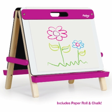 P'kolino Tabletop Easel in Fuchsia