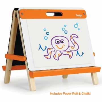 P'kolino Tabletop Easel in Orange