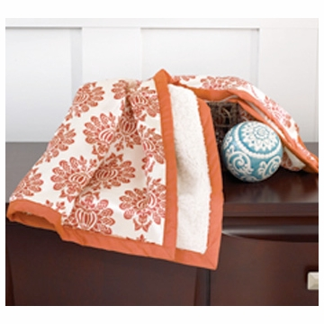 CoCaLo Surie Decorative Blanket