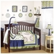 CoCaLo Moss 4-Piece Crib Set