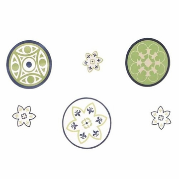 CoCaLo Moss Removable Wall Appliques