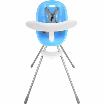 Phil & Teds Poppy High Chair - Blue