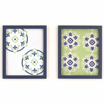 CoCaLo Moss 2-Piece Framed Wall Art