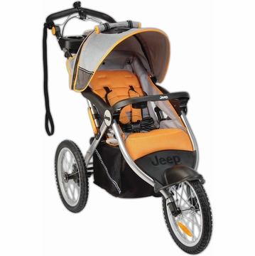 Jeep Overland Limited Jogging Stroller - Fierce