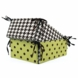 Little Miss Silly Safari Tie Side Storage Basket