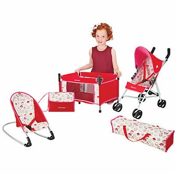 Maclaren 5 in 1 Quest Activity Centre - Cupcake Marachino