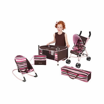 Maclaren 5 in 1 Quest Activity Centre - Sedona Powder Pink