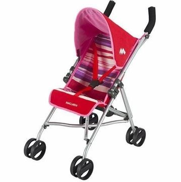 Maclaren Junior Quest Baby Doll Stroller - Cupcake Marachino Cherry