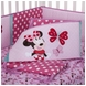 Kids Line Disney Minnie Mouse Crib Bumper