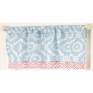 CoCaLo Dahlia Window Valance