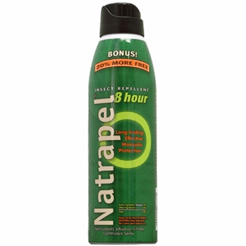 Natrapel 8 Hour Insect Repellent - 6oz.