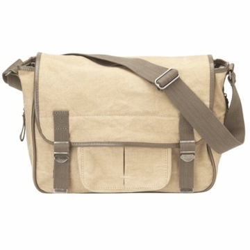 OiOi Military Satchel Diaper Bag