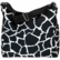 OiOi Black Giraffe Hobo Diaper Bag