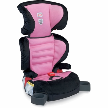 Britax Parkway SG Booster Car Seat Pink Sky