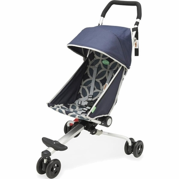 QuickSmart Backpack Stroller - Geometric Midnight