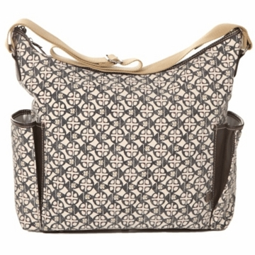 OiOi Safari Medallion Hobo Diaper Bag