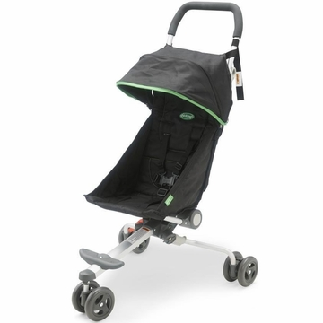 QuickSmart Backpack Stroller - Black / Lime