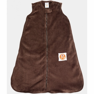 Gunamuna Gunapod Wearable Sleepsack Blanket - Chocolate - Medium (9-18 Months)