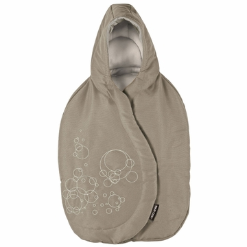 Maxi Cosi Mico Footmuff -  Walnut Brown